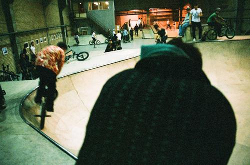 photo / Wood Skatepark